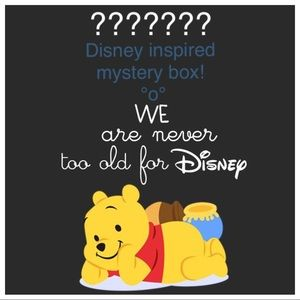 A Disney mystery box